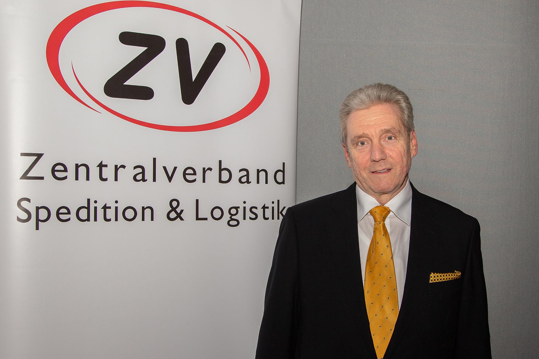 Zentralverband Spedition & Logistik zu Mobilitätsmasterplan 2030